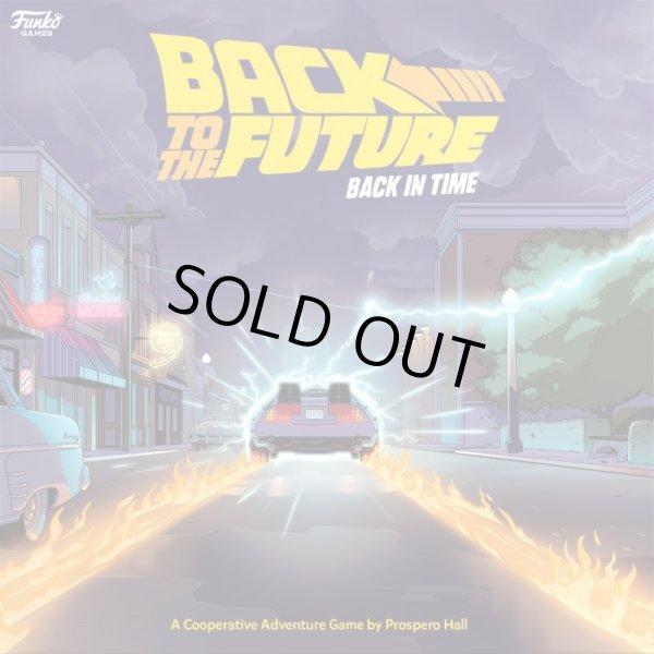 画像1: Back to the Future:Back in Time 英語版(フルカラー和訳&シール付) (1)