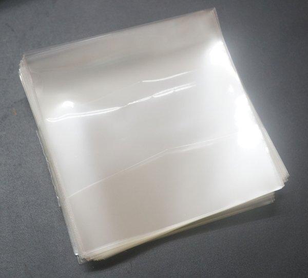 画像1: オリジナルスリーブ:70x70 00.3mm 1セット100枚組 (1)
